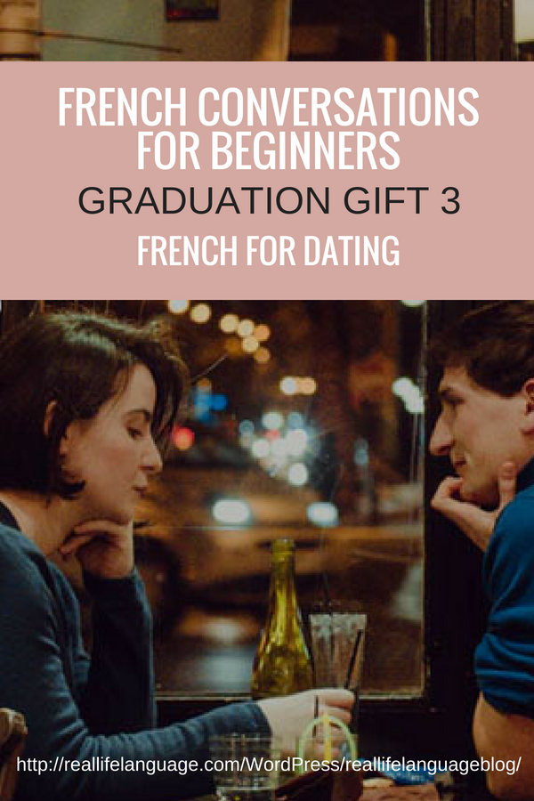 French Conversations for Beginners Graduation Gift 3 French for Dating #learnfrench #speakfrench