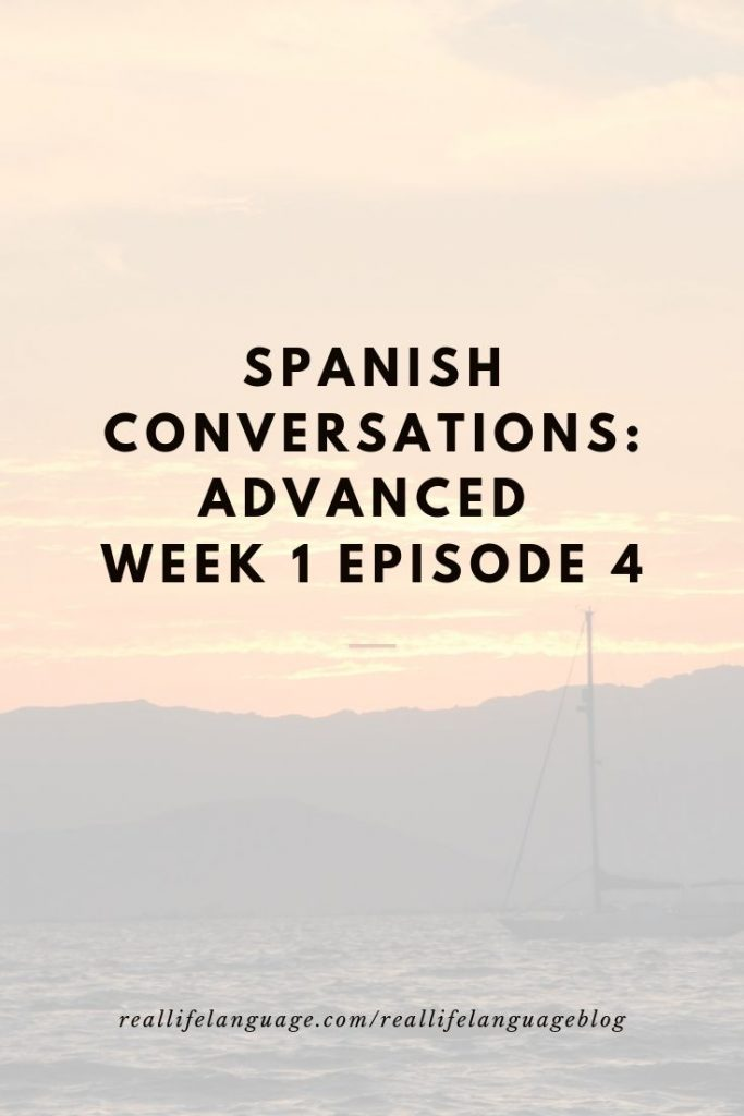 Learn Spanish with Native Speakers Online