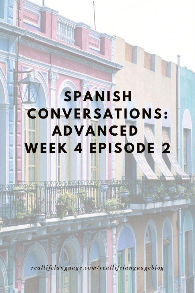 learn advanced spanish