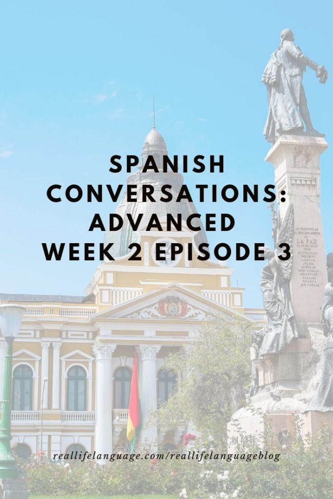 spanish learners podcast
