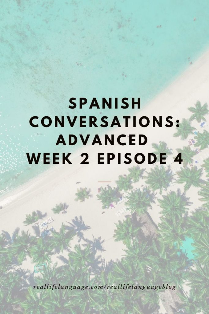 spanish podcast learning