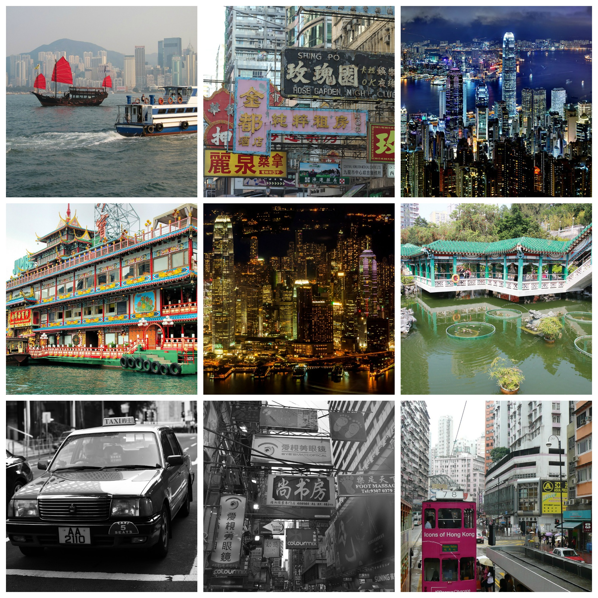 Themes for Beginners of Cantonese and Travel – Real Life Language